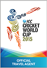 ICC Cricket World Cup Official Travel Agent