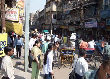 India_Delhi_Street