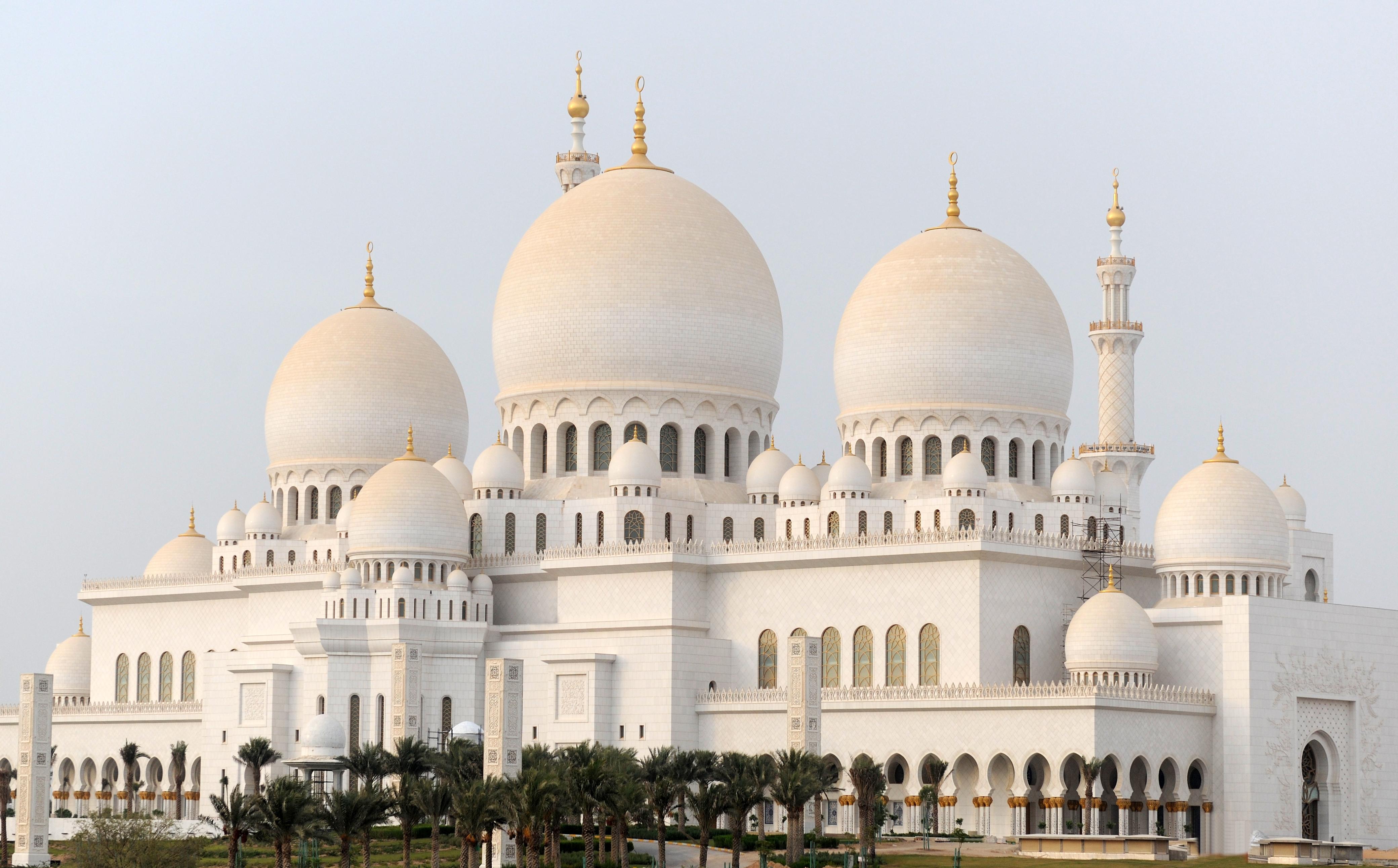 Sheikh Zayed Morsque