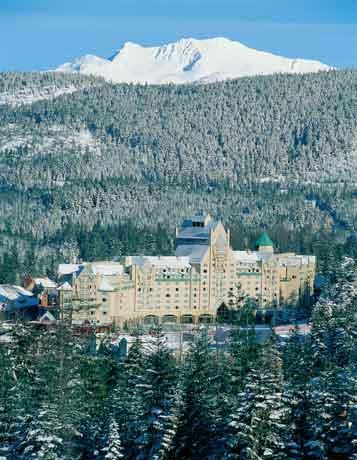 Whistler-Fairmont-Chateau